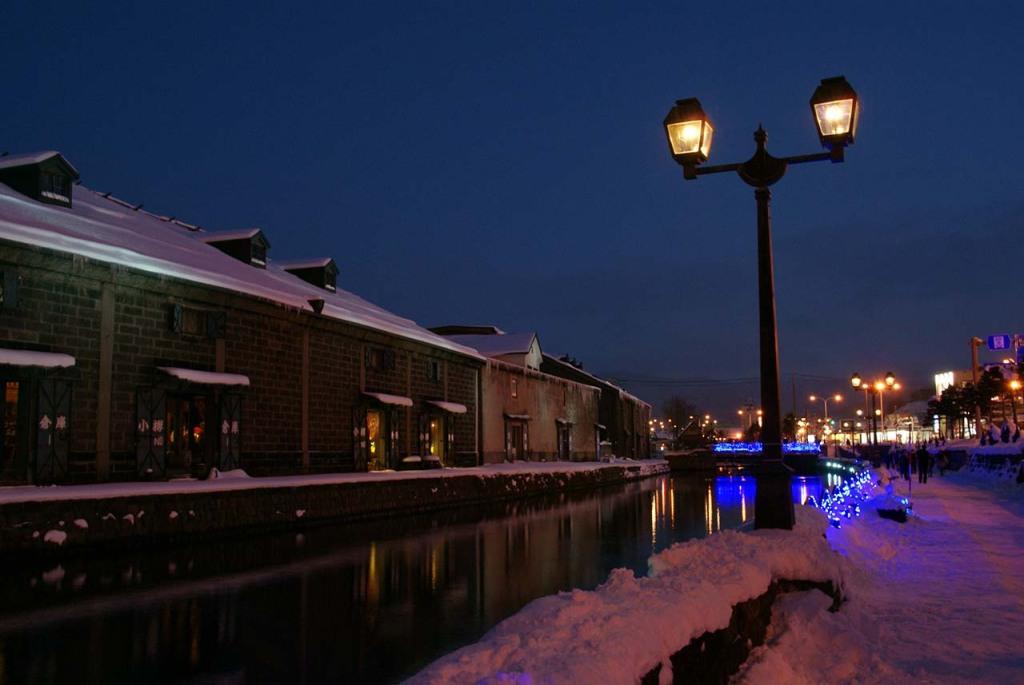 青の運河2
