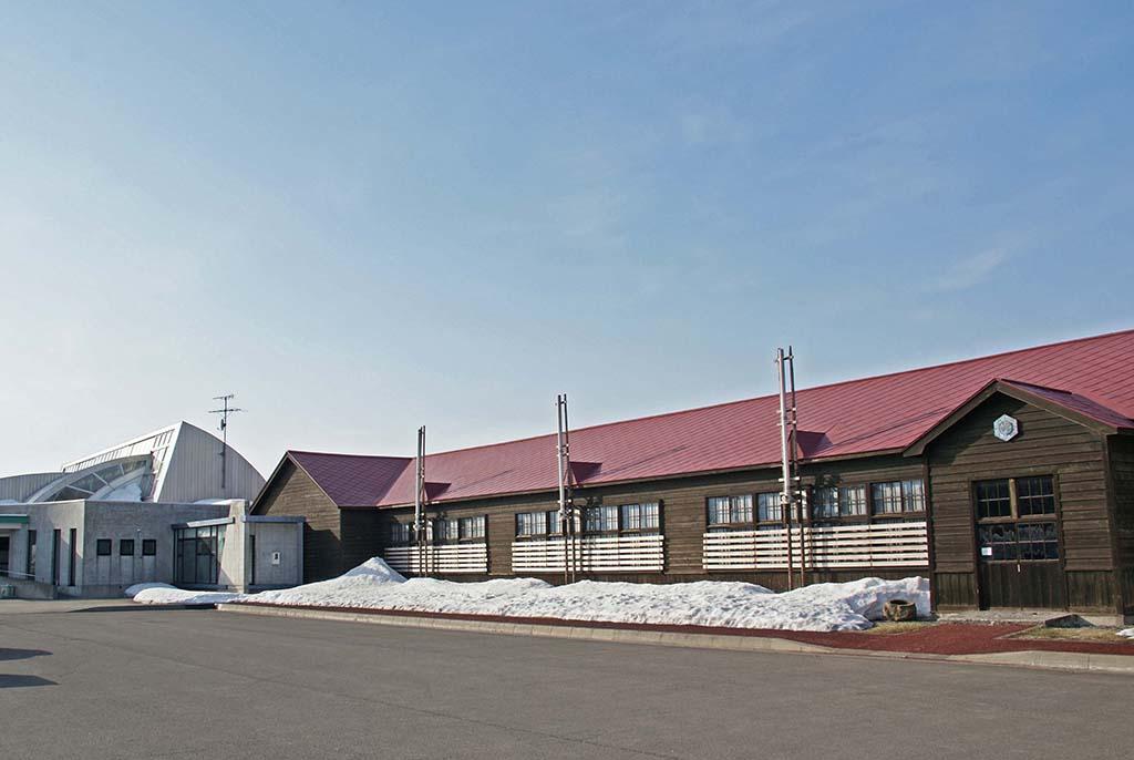 後志・廃校・木造校舎・共和町かかし古里館