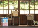 ペーパークラフト・1/12ダンボール箱・みかん・りんご・通販