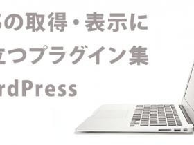 RSSの取得に役立つプラグイン集:WordPress