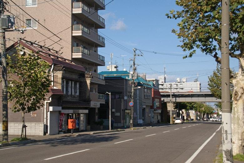 ゴールデンカムイ小樽:石ヶ守商店