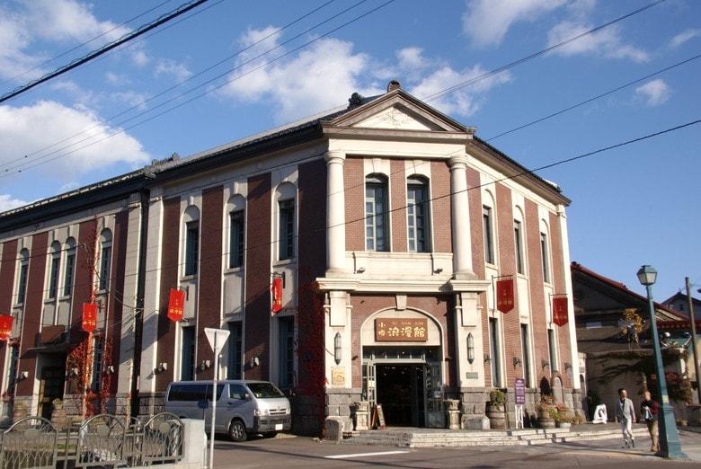 ゴールデンカムイ:旧百十三銀行小樽支店