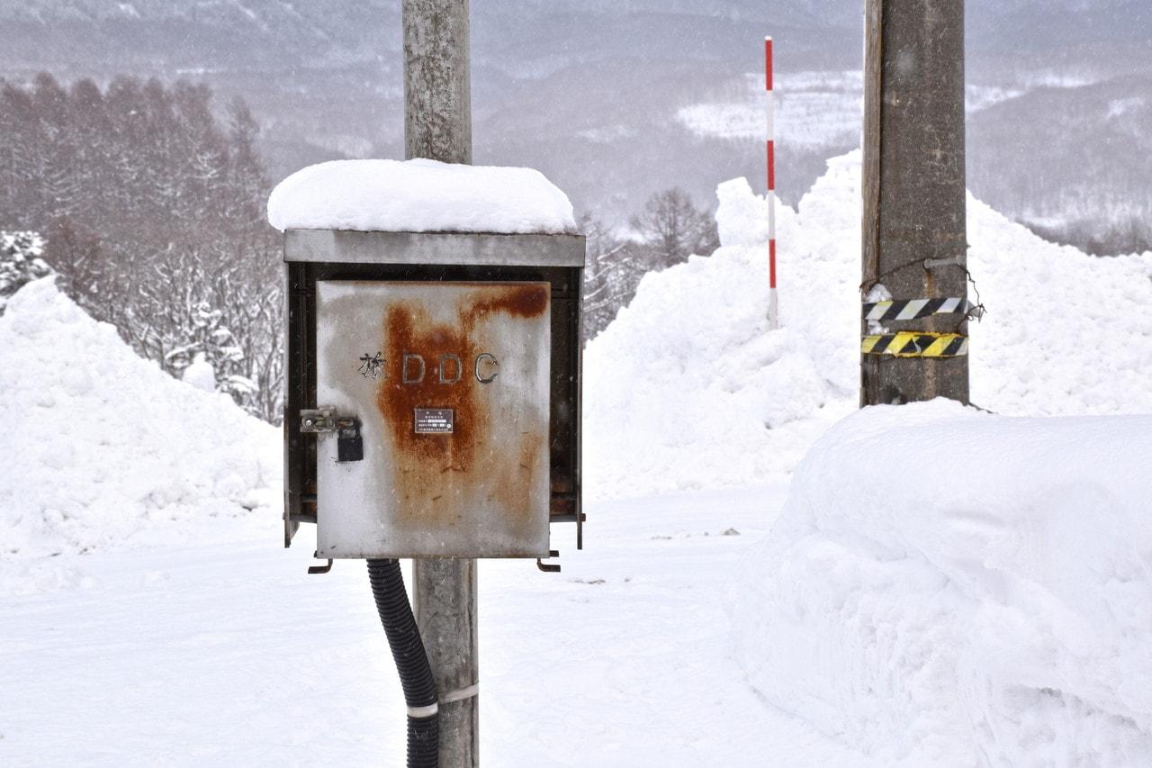 写真:北海道の無人駅冬編「函館本線・然別駅と銀山駅」