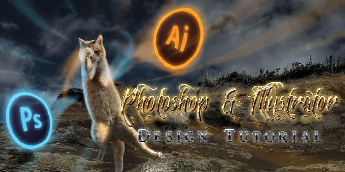 Photoshop&Illustratorデザインチュートリアル記事まとめました(随時追加)