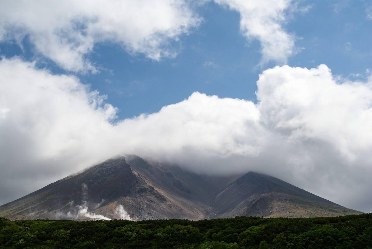 北海道の頂上!