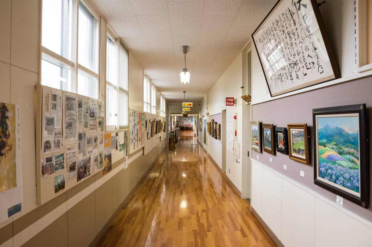 芦別市芸術文化交流館「芸術の郷しんじょう」