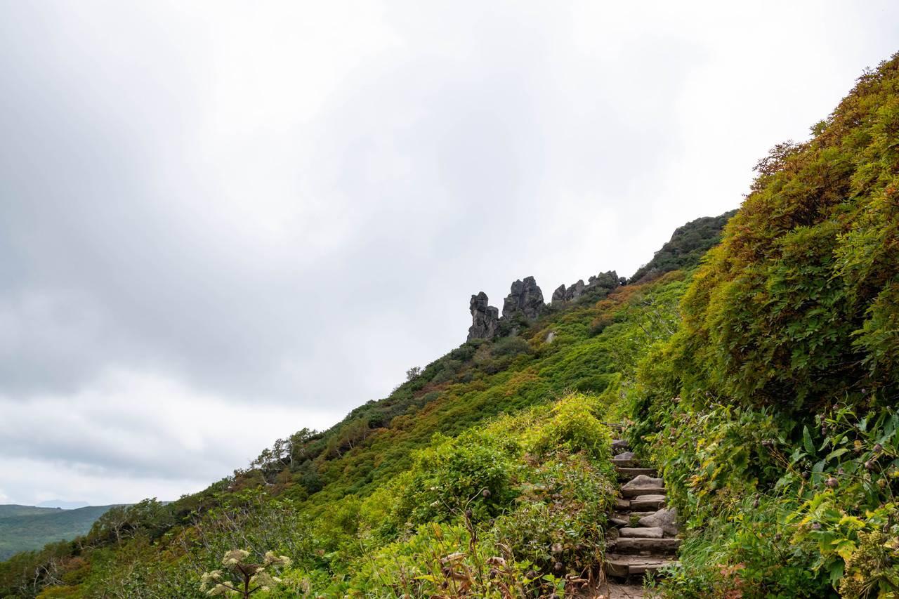 黒岳まねき岩