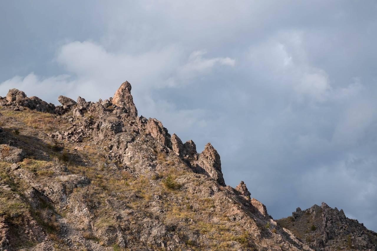有珠山山頂