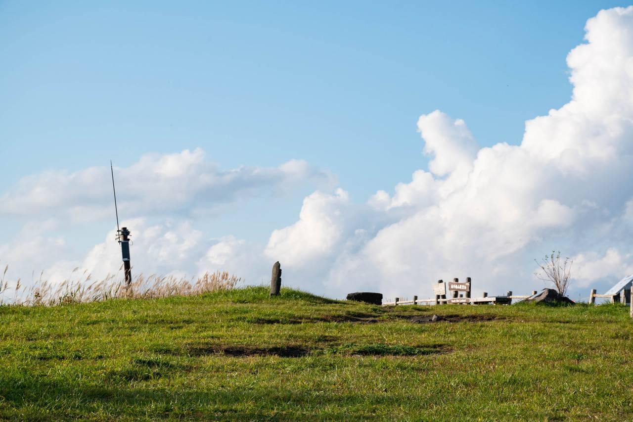 有珠山外輪山展望台