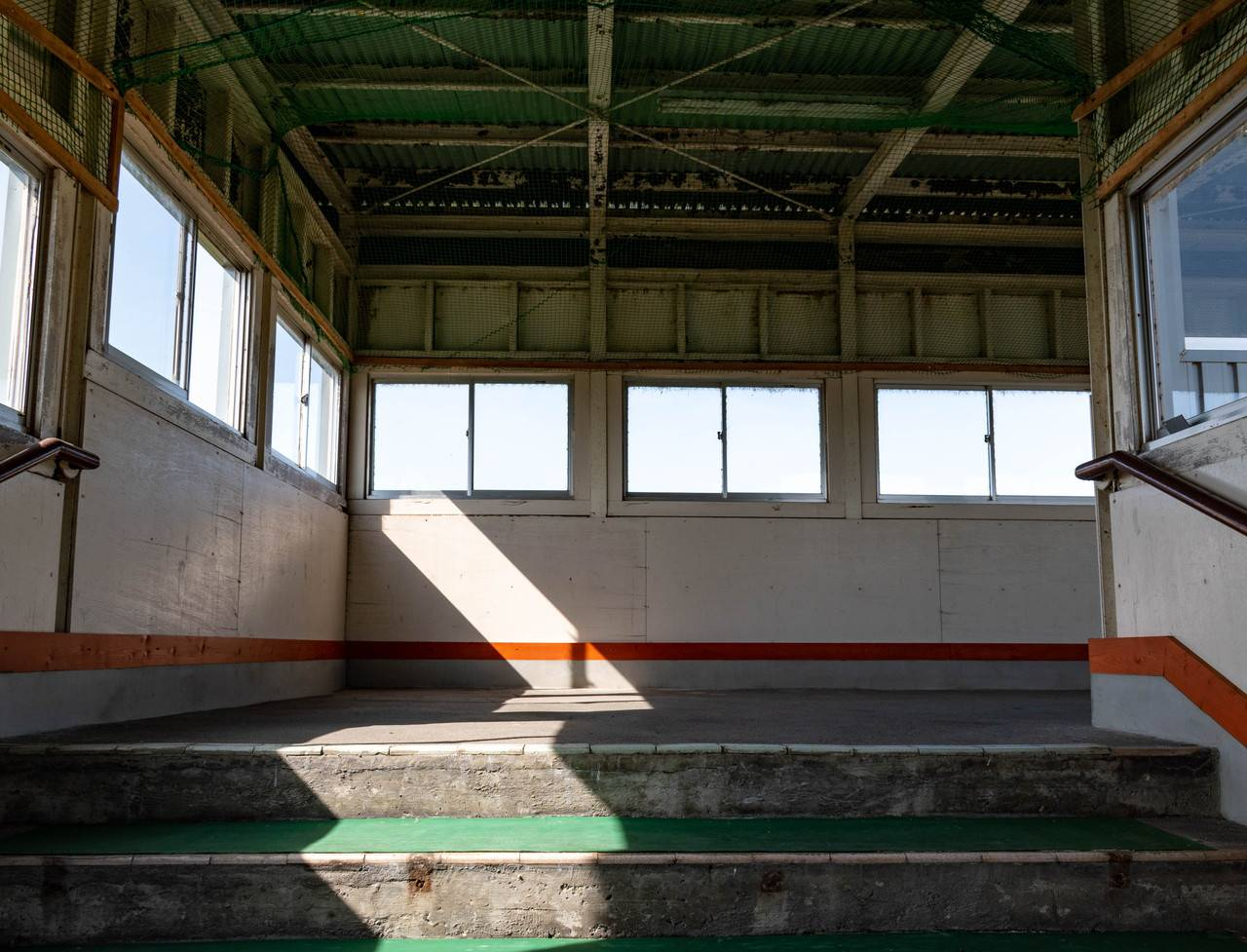 茶志内駅跨線橋