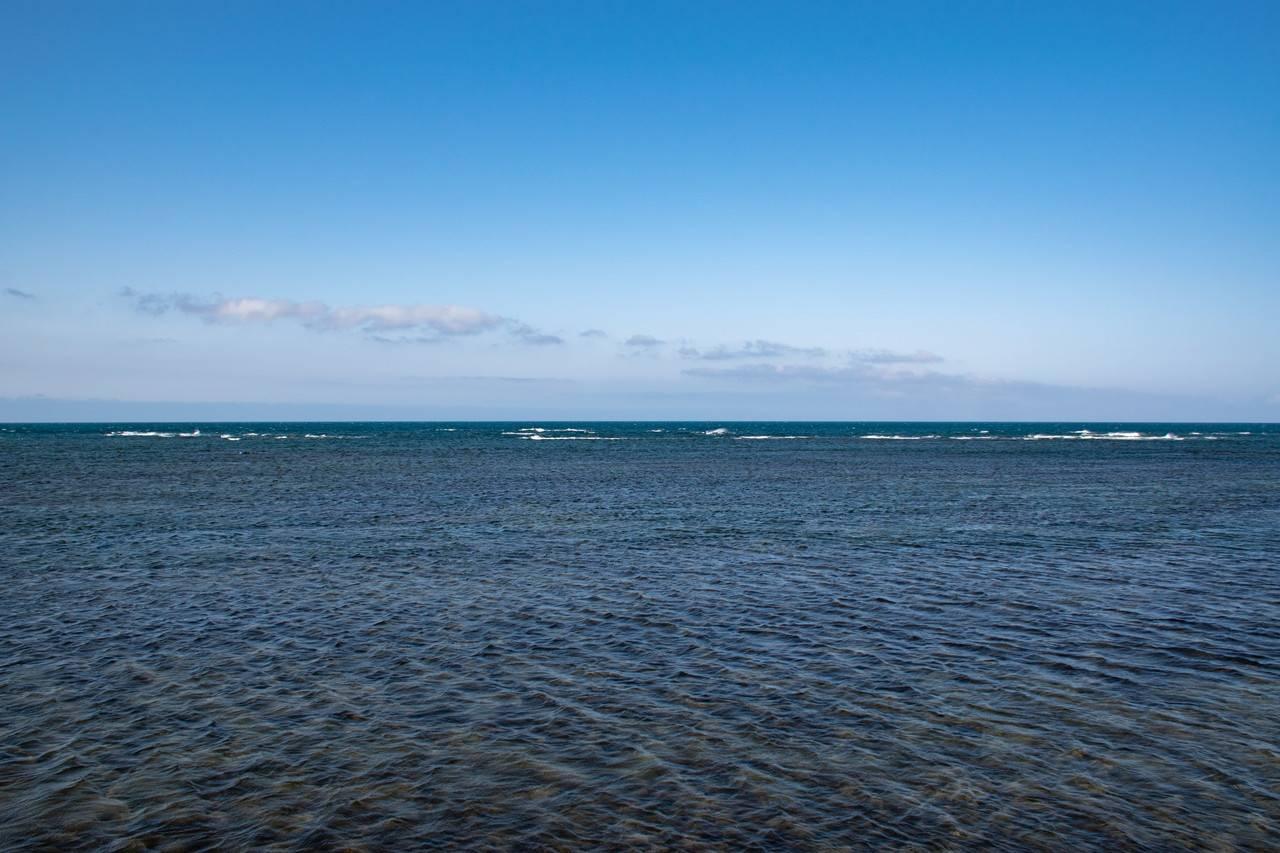 宗谷岬から見た海