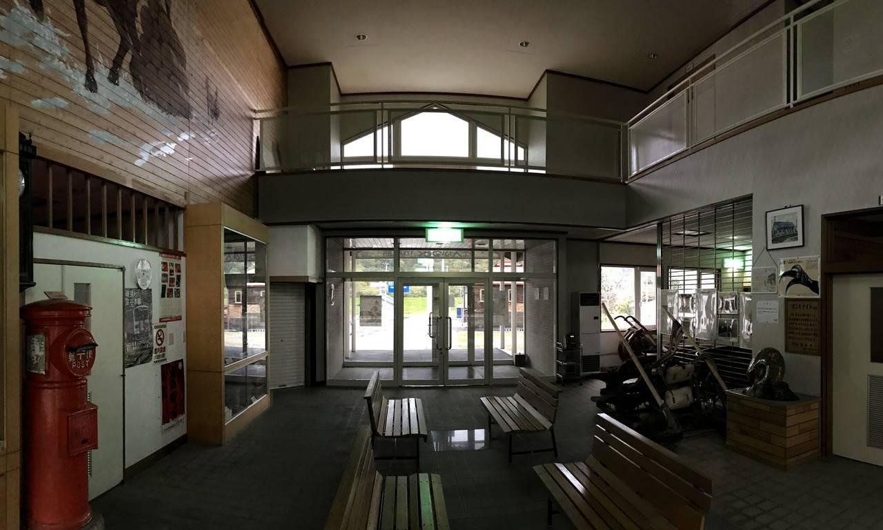 宗谷線・佐久駅