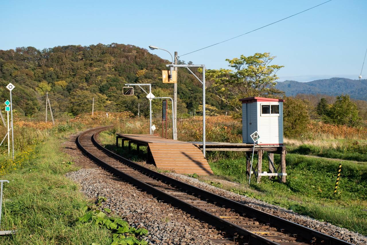 宗谷線・糠南駅