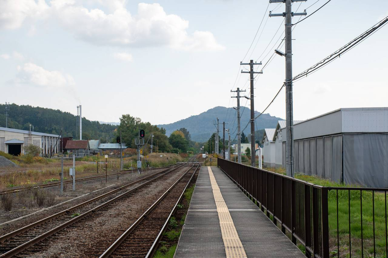 宗谷線・和寒駅