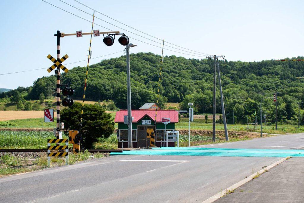 宗谷線・日進駅