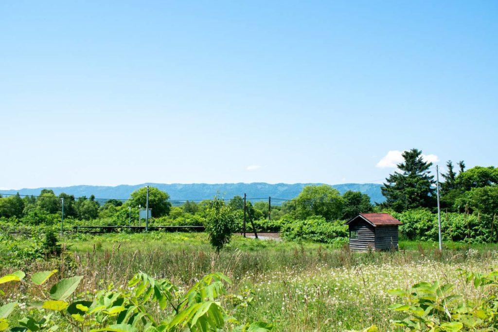 宗谷線・北星駅