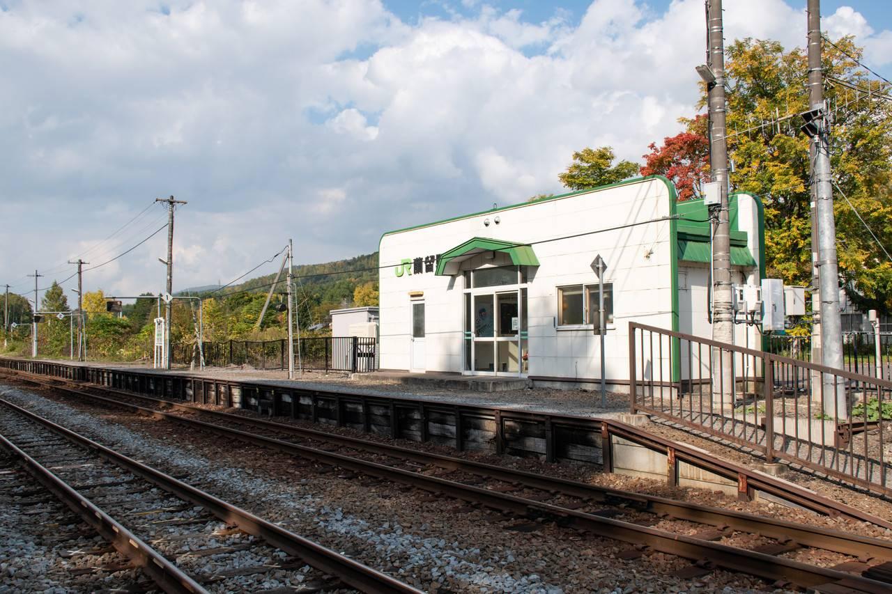 宗谷線・蘭留駅