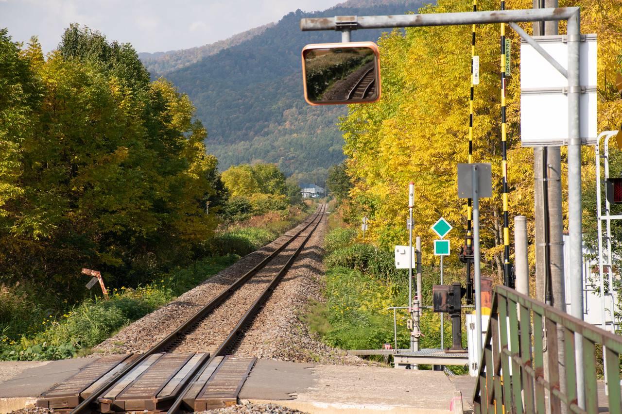 宗谷線・北比布駅