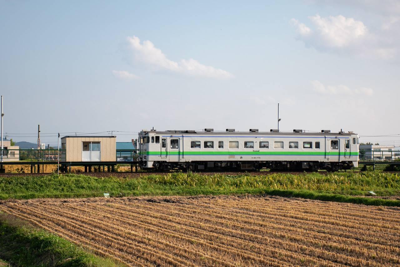 宗谷線・北永山駅