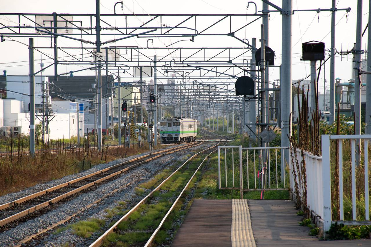 宗谷線・新旭川駅