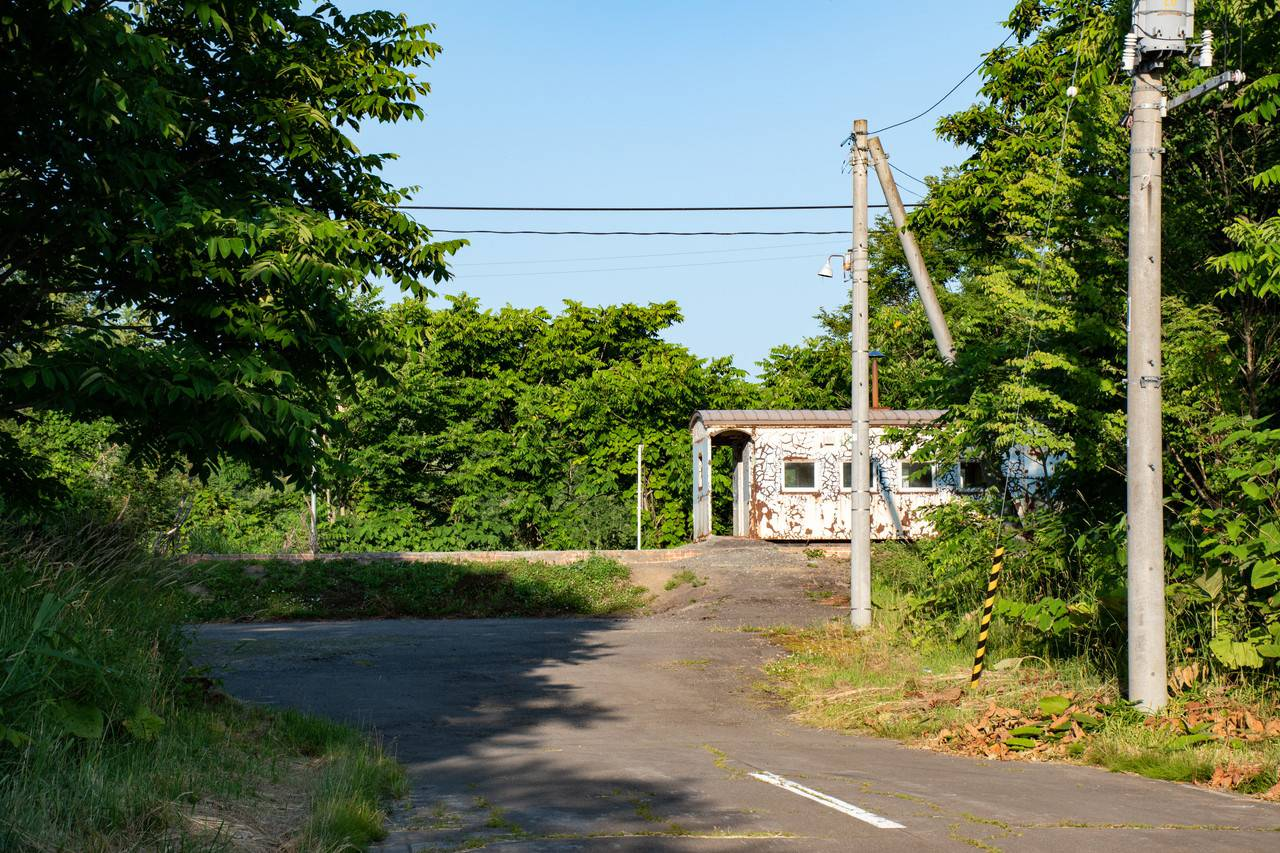 宗谷線・紋穂内駅