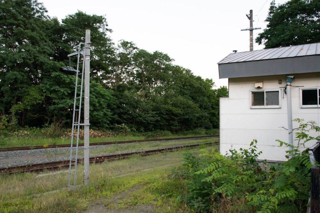 島ノ下信号場
